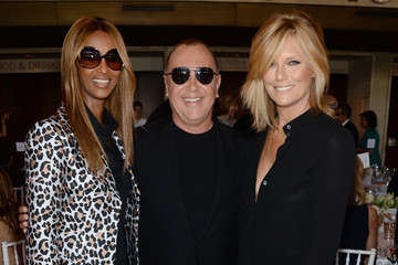 Michael Kors Iman Arrivals at the Couture Council Luncheon