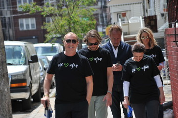Michael Kors Lance Le Pere Michael Kors & Level Solar Team Up With Bette Midler's New York Restoration Project to Develop NYC's First Solar-Powered Community Garden