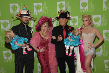 Michael Kors Lance Le Pere Bette Midler's Hulaween To Benefit NYC Restoration Project