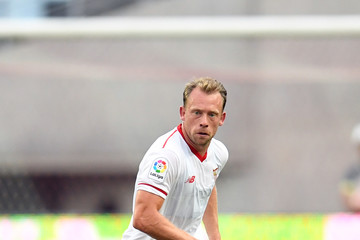 Michael Krohn-Dehli Cerezo Osaka v Sevilla FC - Preseason Friendly