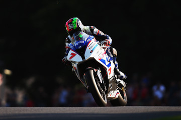 Michael Laverty MCE British Superbike Championship - Caldwell Park