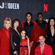 Michael-Leon Wooley Premiere Of Netflix's 'AJ And The Queen' Season 1 - Arrivals