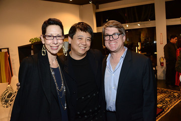 Michael Lin Camerich LA's Chinese New Year Benefit