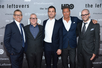 Michael Lombardo 'The Leftovers' Premieres in NYC