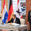 Michael Müller King Willem-Alexander Of The Netherlands And Queen Maxima Visit Berlin - Day One