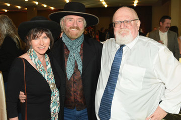Michael Martin Murphey CMHOF Outlaws And Armadillos VIP Opening Reception
