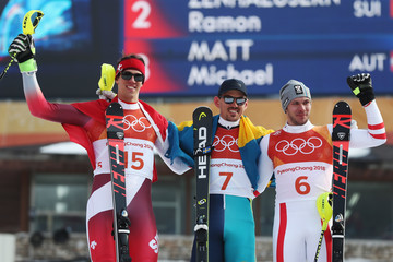Michael Matt Alpine Skiing - Winter Olympics Day 13