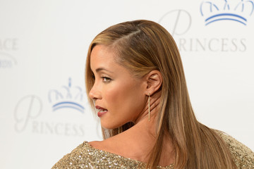 Michael Michele Arrivals at the Princess Grace Awards Gala
