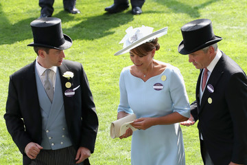 Michael Middleton Royal Ascot 2017 - Day 1