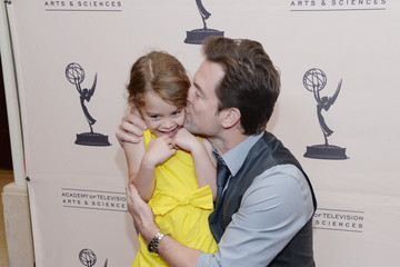 Michael Muhney Daytime Emmy Nominees Cocktail Reception