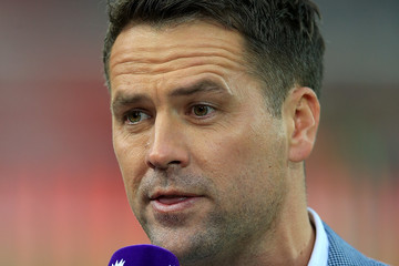 Michael Owen Liverpool v West Bromwich Albion - Premier League