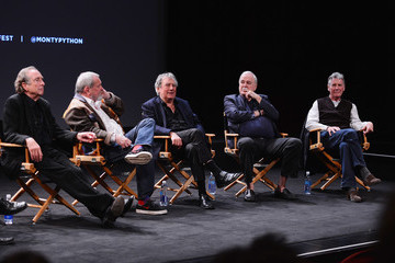 Michael Palin Monty Python Press Conference - 2015 Tribeca Film Festival