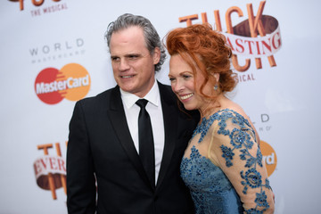 Michael Park 'Tuck Everlasting' Broadway Opening Night - After Party