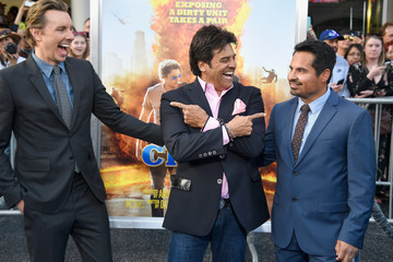 Michael Pena Premiere Of Warner Bros. Pictures' 'CHiPS' - Arrivals