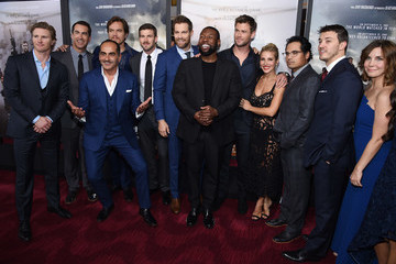 Michael Pena '12 Strong' World Premiere