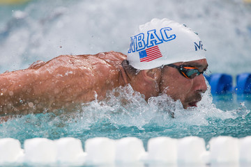 Michael Phelps Arena Pro Swim Series at Santa Clara