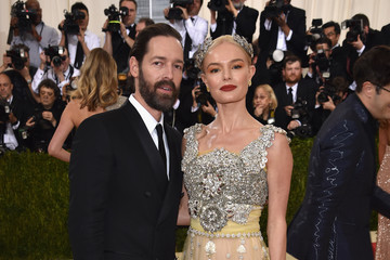 Michael Polish 'Manus x Machina: Fashion In An Age of Technology' Costume Institute Gala - Arrivals