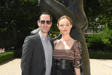 Michael Polish Christian Dior: Photocall - Paris Fashion Week - Haute Couture Fall Winter 2018/2019