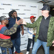 Michael Rapaport Black Moon Performs On SiriusXM's Shade 45 Channel At The SiriusXM Studios In New York City