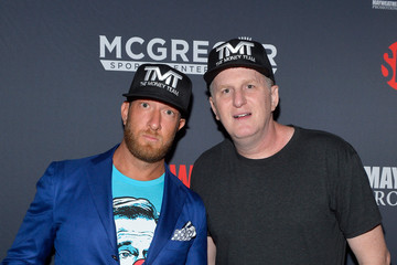 Michael Rapaport SHOWTIME, WME|IMG, and MAYWEATHER PROMOTIONS VIP Pre-Fight Party for Mayweather VS McGregor