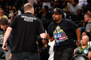 Michael Rappaport Celebrities Attend The BIG3 Championship