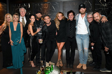 Michael Ray Carly Pearce Big Machine Label Group Celebrates The 54th Annual ACM Awards In Las Vegas