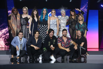 Michael Ross Tania Doko Eurovision - Australia Decides Media Call