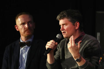 Michael Schur Marc Evan Jackson Vulture Festival Presented By AT&T - DAY 2