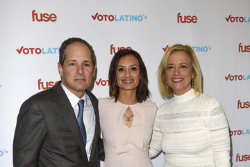 Michael Schwimmer Voto Latino Hosts 7th Annual 'Our Voices: Celebrating Diversity in Media' Reception