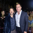 Michael Shannon Premiere Of Lionsgates' 'Knives Out' - Red Carpet