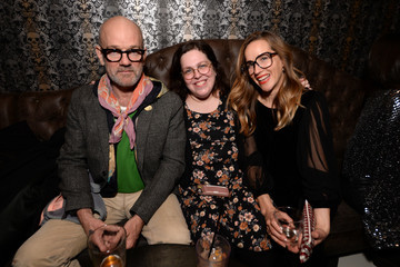 Michael Stipe 2018 Tribeca Film Festival After-Party For State Like Sleep, Hosted By Tanqueray At The Chester
