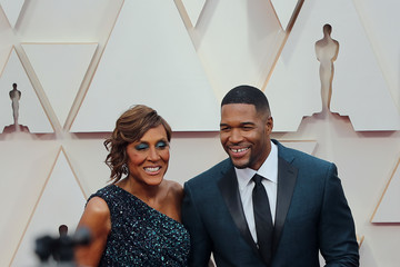 Michael Strahan Robin Roberts 92nd Annual Academy Awards - Arrivals