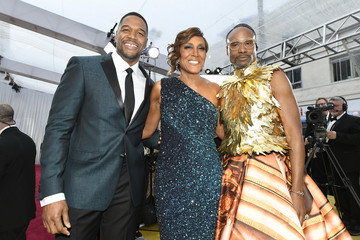Michael Strahan Robin Roberts 92nd Annual Academy Awards - Red Carpet