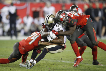 Michael Thomas New Orleans Saints v Tampa Bay Buccaneers