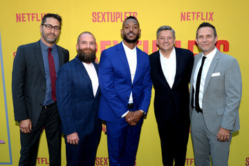 Michael Tiddes Netflix World Premiere Of 'Sextuplets'