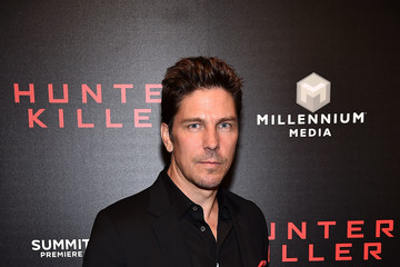 Michael Trucco 'Hunter Killer' World Premiere