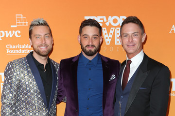 Michael Turchin The Trevor Project's TrevorLIVE L.A. 2019 - Arrivals