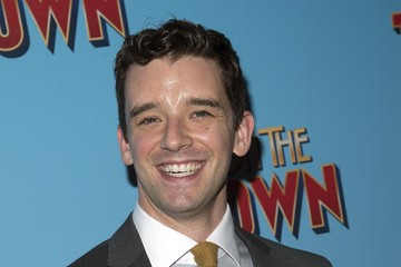 Michael Urie 'On the Town' Opening Night in NYC