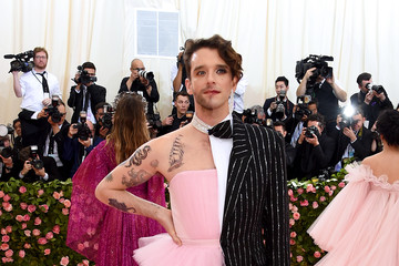 Michael Urie The 2019 Met Gala Celebrating Camp: Notes On Fashion - Arrivals
