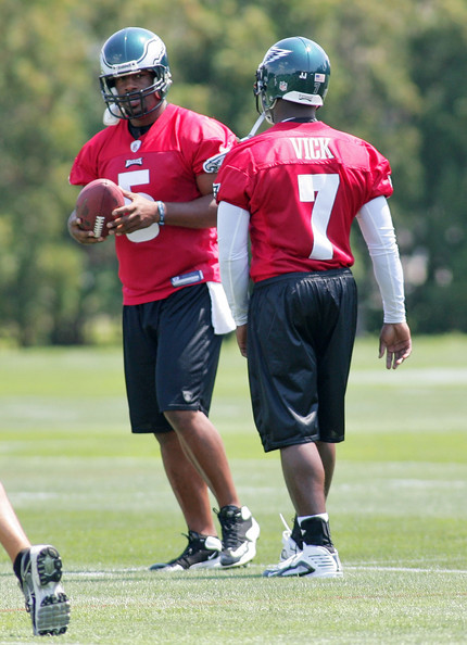 Michael Vick and Donovan McNabb Photos»Photostream · Pictures · Philadelphia  Eagles Practice and Press Conference 829a2b4df