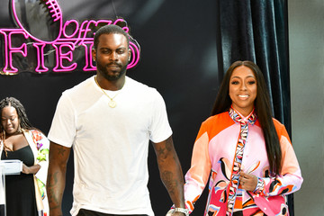 Michael Vick 2020 Off the Field Player's Wives Fashion Show