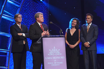 Michael W. Smith GMA Honors in Nashville, Tennessee