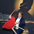 Michael Weatherly 57th Monte Carlo TV Festival : Day 3