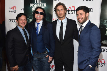 Michael Weber AFI FEST 2017 Presented by Audi - Screening of 'The Disaster Artist' - Red Carpet