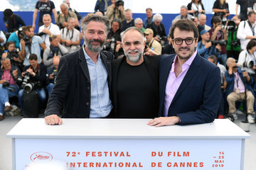 Michael Weber 'La Vie Invisible D'Euridice Gusmao' Photocall - The 72nd Annual Cannes Film Festival