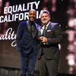 Michael Williams Equality California 2018 Los Angeles Equality Awards - Inside