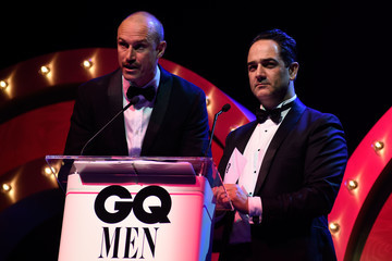 Michael Wipfli GQ Men of the Year Awards - Ceremony