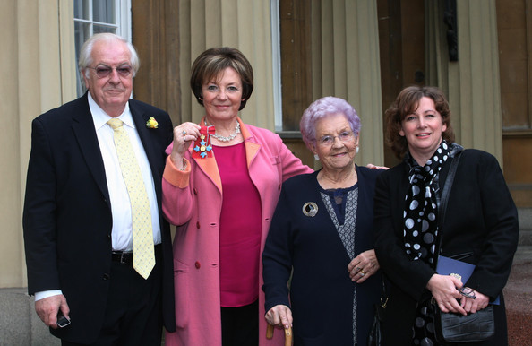 Investitures Are Held At Buckingham Palace