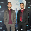 Michael Zimbalist HBO's 'Momentum Generation' Premiere - Red Carpet