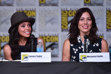 Michaela Conlin Comic-Con International 2016 - 'Bones' Panel